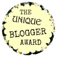 the unique blogger award